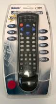 Luxtronic DT008 UNIVERSAL 8-DEVICE REMOTE CONTROL, TV/VCR/CBL/SAT/VCD/DV... - $19.99