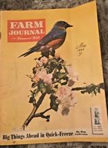 FARM JOURNAL & FARMER'S WIFE MAY 1944 BUY WAR BONDS COLOR ADS STUDEBAKER... - $8.80