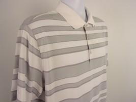 Nike Golf Polo Shirt Mens Sz L Tour Performance Dri-Fit Blackstone Country Club - $25.17