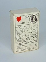 Facsimile of Morden's Playing Cards from 1676 pub. 1972 kent    B16 - $32.66