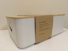 Bodum BISTRO Bread Box, White - $2.50