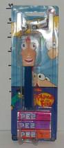 PEZ Dispenser Disney Phineas & Ferb phineas NIP - $9.50