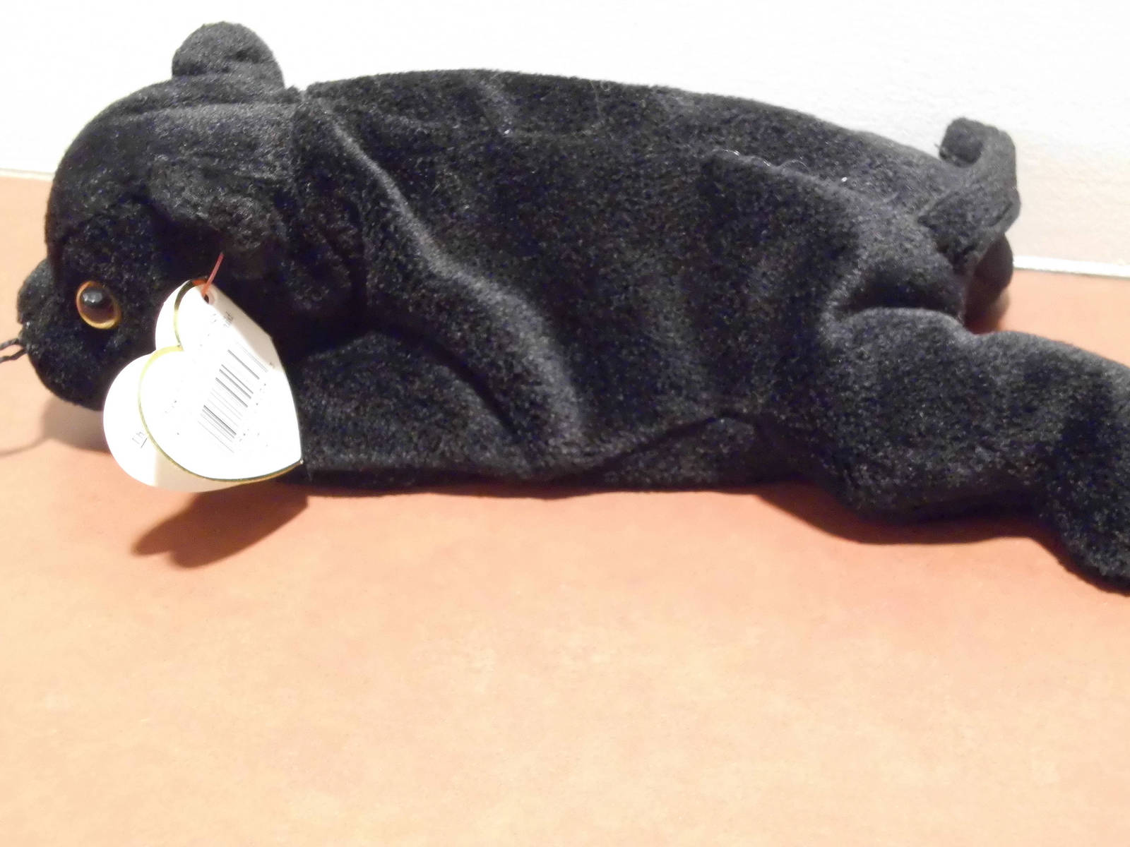 Ty Beanie Babies Velvet the Black Panther Cat and 50 similar items 037159e4cf38