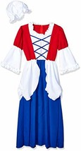 RG Costumes Women's Betsy Ross, Red/White/Blue, One Size - $59.27