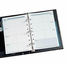 """Avery 14825 Mini Monthly and Weekly Calendar Blank Pages 5.5"""" x 8.5""""  image 3"""