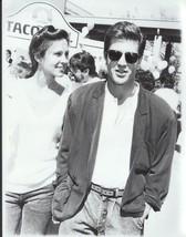 Erin Gray / Mel Gibson - professional celebrity photo 1988 - $6.85