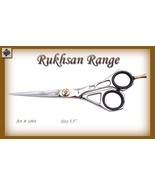 """HOT SELLING RAZOR SHARP BARBER SCISSORS BLADES STYLE 1004 5.5"""" WITH CARR... - $22.28"""