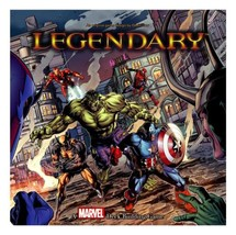 Marvel Legendary Deck Building Game By Upper Deck - $69.59