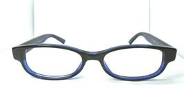 Gucci GG 1181 5XX Black/Blue 51-16-135 Eyeglasses Frames Men/Women Italy - $49.49
