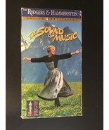 The Sound of Music (VHS, 1991, 2-Tape Set) - $9.40