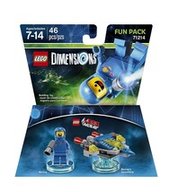 LEGO Dimensions LEGO Movie Benny Fun Pack - $6.82