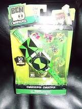 (TAS030613) - 2014 Bandai Ben 10 Omniverse Omnitrix 10 Disc Shooter Watc... - $23.40