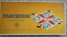 Vintage 1964 Parcheesi Board Game Backgammon Game of India Gold Seal Edi... - $20.50