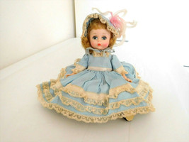 """Rare! Vintage 1963 Only 8"""" Tagged Southern Belle Wendy Ann Hard Plastic ... - $195.00"""