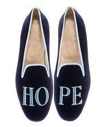 New Handmade Men's Blue Slip Ons Loafer Velvet Shoes - $99.99+
