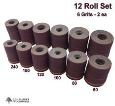 Drum Sander Sanding Wraps/Rolls, JET/Performax 22-44, 22-44 Plus /Pro, 1... - $79.99