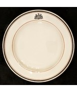 "Jackson China Plate 9"" Pennsylvania State Seal Black Virtue Liberty Inde... - $19.78"