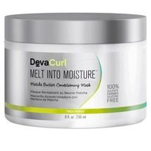 Deva Curl Melt Into Moisture Matcha Butter Conditioning Mask  8oz - $37.72