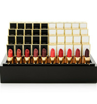 Tom Ford Boys And Girls Lip Color Lipstick 50X Set Limited Edition 50 Ne W Bo X - $1,199.50