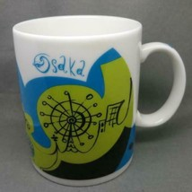 Starbucks Regional Limited Old Logo Mug Cup Osaka 2003 Japan - $150.00