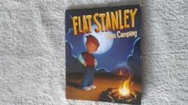 Mc Donald's Happy Meal Book, Flat Stanley Goes Camping, Easy Reader - $5.89