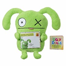 "Hasbro Ugly Doll Jokingly Yours Ox 2019 9"" Green Plush Stuffed Animal Toy - $11.99"
