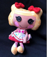 Lalaloopsy Plush Doll Paint Dress Doll Collector EUC - $9.50