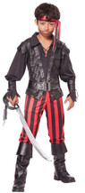Briny Buccaneer Pirate Child's Costume - $26.99