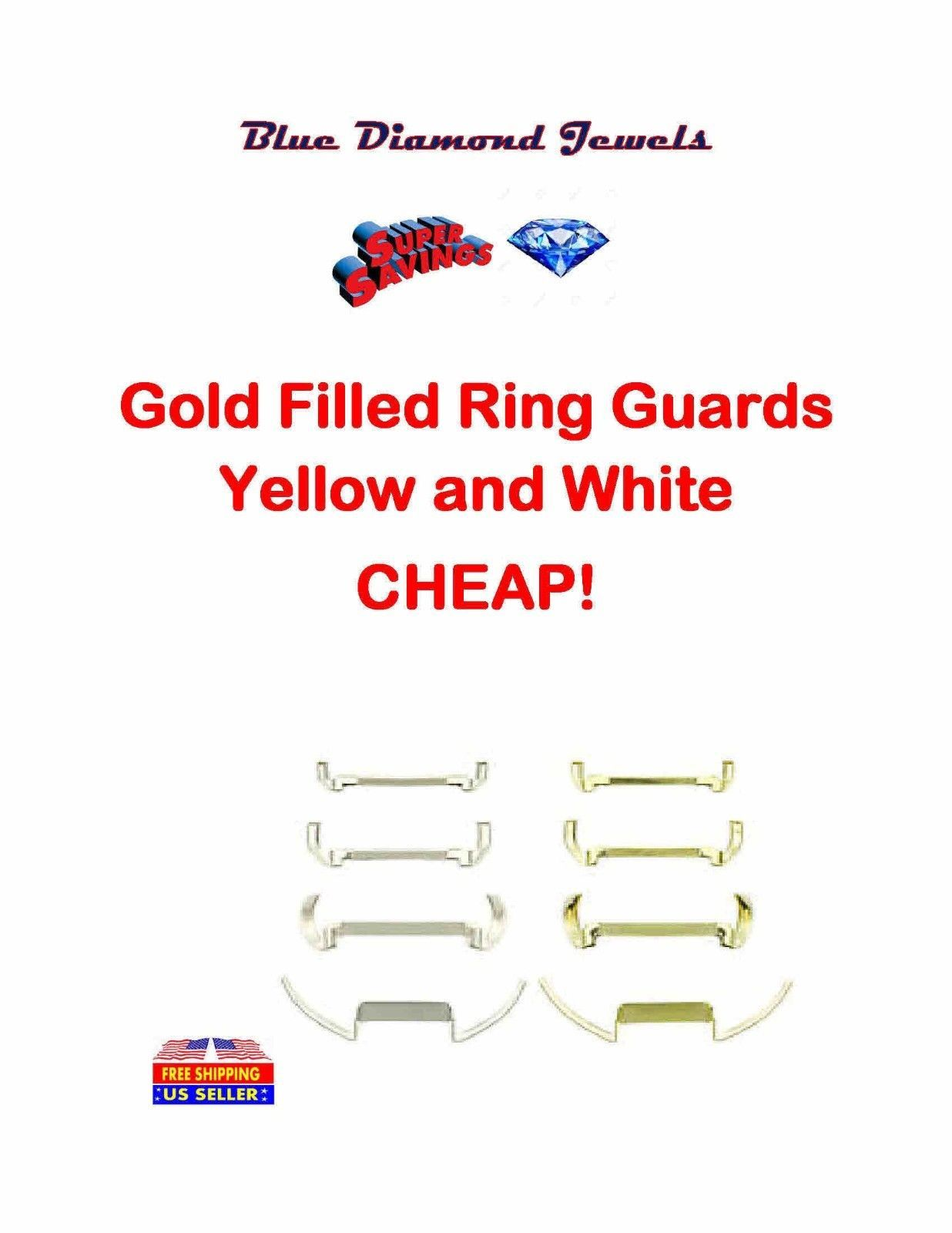 Primary image for CHEAP EZ FIT Ring Guard 14k G.F. Lds /Mens Rings Lets Rings Fit Right USA SELLER