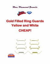 CHEAP EZ Fit Ring Guard 14k G.F. Lds/Men's Ring Sizer Ring Adjuster USA ... - $4.95+