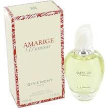 Givenchy Amarige D'amour Perfume 1.7 Oz Eau De Toilette Spray image 4
