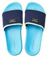 American Eagle Men's 6910410 Secret Stash Slide Sandal, Navy Blue, US:12... - €22,64 EUR