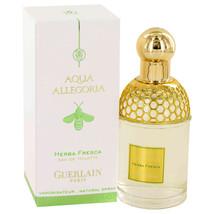 Guerlain Aqua Allegoria Herba Fresca 2.5 Oz Eau De Toilette Spray image 4