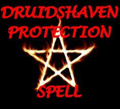 protection spell, curse removal hex removal real magic spells haunted magick - $29.97