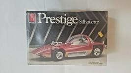 AMT/ERTL PRESTIGE SILHOUETTE 1/25 Scale Plastic Model Kit 1987 - OPEN BOX - $29.70