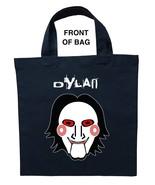Saw Trick or Treat Bag, Personalized Saw Halloween Bag, Saw Loot Bag - $11.99+