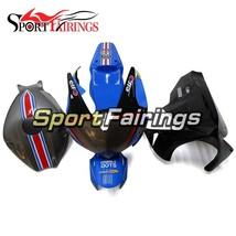 Racing Fiberglass Fairings For Honda CBR1000RR 2012-2015 Black Blue Panel Cover - $741.99