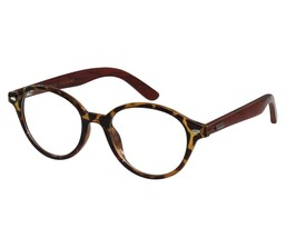 EBE Bifocal Reading Glasses Mens Womens Round Tortoise High Quality Anti Glare - $36.48