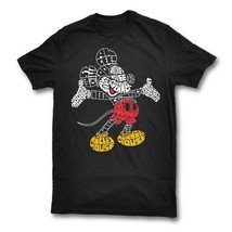 Mickey Mouse Typography Tee - $18.95+