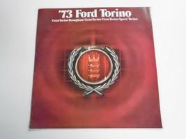 Vintage 1973 Ford Gran Torino 429 351 Sport Hurst 4SPD Dealership Sales Brochure - $19.95