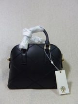 NWT Tory Burch Black Saffiano Mini Robinson Stitched Dome Cross Body Bag  - $425 image 4