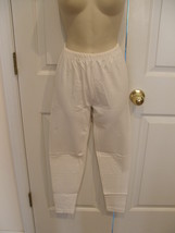 New/ Pkg newport news Leggings Machine Wash  Small - $14.10