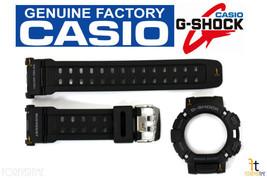 CASIO G-Shock GW-9000 Black Rubber BAND & BEZEL Combo GW-9000A GW-9000Y - $69.95