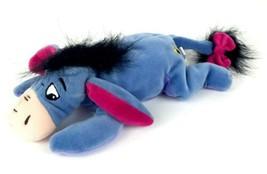 "NWT Disney Store Eeyore 9"" Plush Mini Bean Bag Winnie the Pooh and Friends - $12.99"