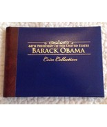 Barack Obama Great Moments In History Inauguration Day 1/20/2009 Coin Co... - $24.75