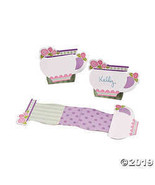 Tea Party Place Cards - $3.86