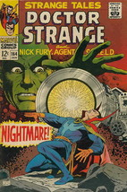 Strange Tales (1st Series) #164 VG; Marvel | low grade comic - save on s... - $13.99