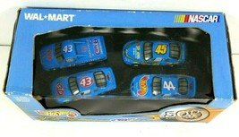 1999 Hot Wheels NEW Petty Racing 50th Anniversary Set of 4 1:64 NASCAR M... - $19.75
