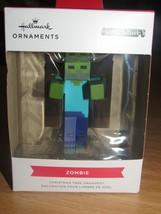 Hallmark Minecraft Zombie Weihnachtsbaum Ornament - $15.71