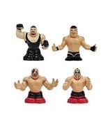 WWE Thumbpers Undertaker Warrior Hawk Andy Orton & Warrior Animal Pack S... - $9.89